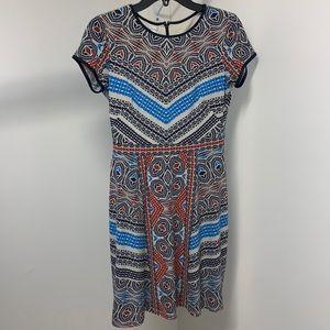 MAGGIE LONDON Tribal Dress size 6P